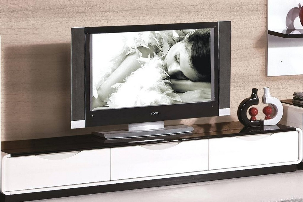 Awesome Trendy Wall Display Units & TV Cabinets Regarding Furniture Tv Display Unit Tv Media Storage Modern Tv Cabinet (Image 10 of 50)