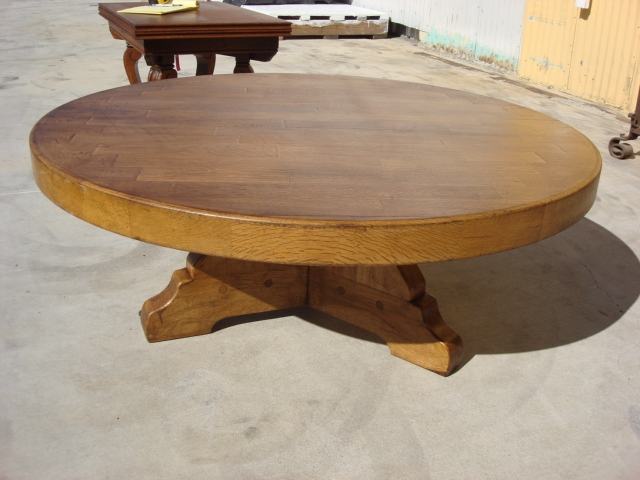 Awesome Unique Antique Rustic Coffee Tables For French Antique Round Rustic Coffee Table Antique Furniture (Image 11 of 50)