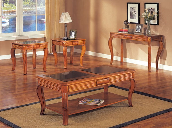 Awesome Unique Cherry Wood Coffee Table Sets Intended For Coffee Table Sets Wood Retro Modern Eamesstyle Coffee Table (Image 9 of 50)