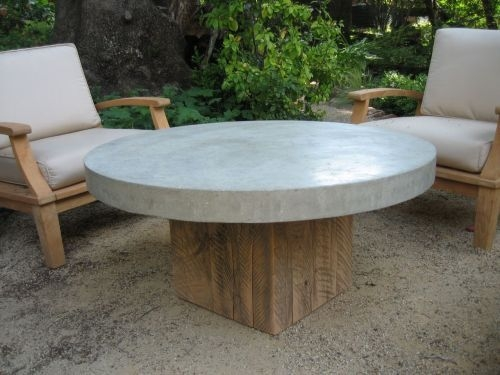 Awesome Unique Clock Coffee Tables Round Shaped With Regard To Best 25 Round Coffee Table Diy Ideas That You Will Like On (Image 6 of 50)