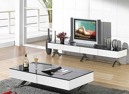 Awesome Unique Matching Tv Unit And Coffee Tables With Regard To Glass Coffee Table And Tv Stand Glass Coffee Tables And How To (Image 10 of 40)