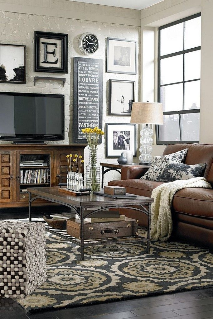 Awesome Variety Of All Modern TV Stands Pertaining To Furniture 55 Inch Corner Tv Stand Flat Screen All Modern Tv (Image 5 of 50)