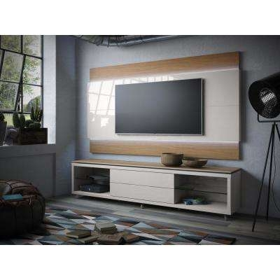 Awesome Variety Of Cream Color TV Stands Within Multi Colored Tv Stands Living Room Furniture The Home Depot (Image 12 of 50)