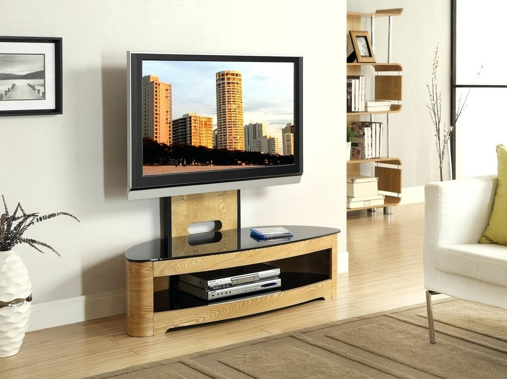 Awesome Variety Of Freestanding TV Stands Inside Furniture All Glass Tv Stand Tv Wall Cabinet Universal 50 Inch (View 9 of 50)