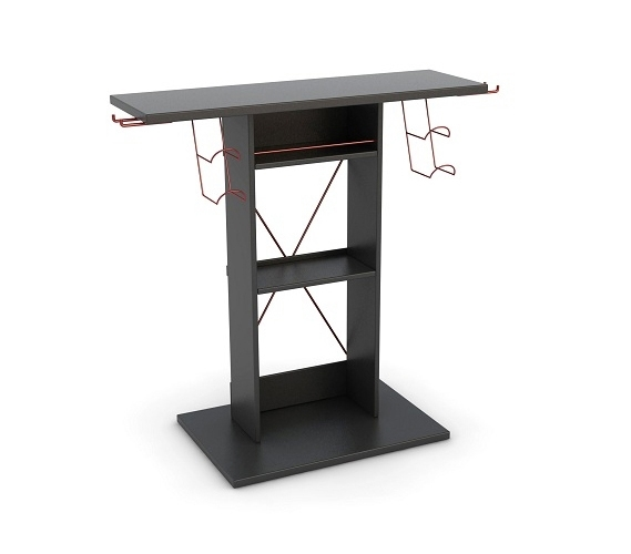 Awesome Variety Of Lockable TV Stands For Game Central Tv Stand College Student Dorm Storage Ideas For (Image 10 of 50)