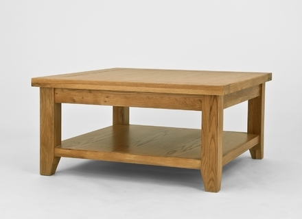 Awesome Variety Of Oak Square Coffee Tables Intended For Furniture Simple Big Square Coffee Tables Designs Remarkable Big (Image 6 of 50)