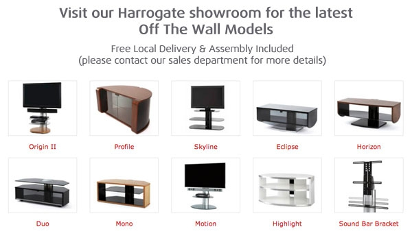 Awesome Variety Of Off Wall TV Stands For Off The Wall Tv Stands Tv Bases At Smiths The Rink Harrogate (Image 5 of 50)