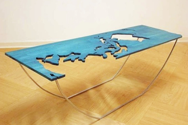 Awesome Variety Of Quirky Coffee Tables Pertaining To Download Weird Coffee Tables Stagutt (Image 8 of 50)