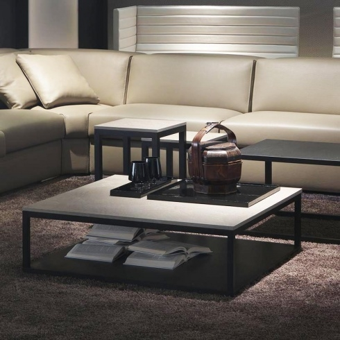 Awesome Variety Of Verona Coffee Tables Within Verona Marble Wenge Wood Coffee Table (Image 12 of 50)