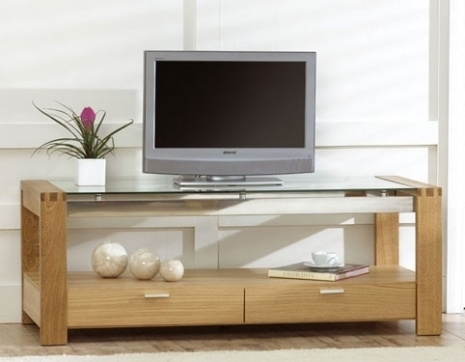 Awesome Variety Of Wood TV Stands With Glass Top With Best 20 Glass Tv Unit Ideas On Pinterest Media Wall Unit Tv (Image 10 of 50)