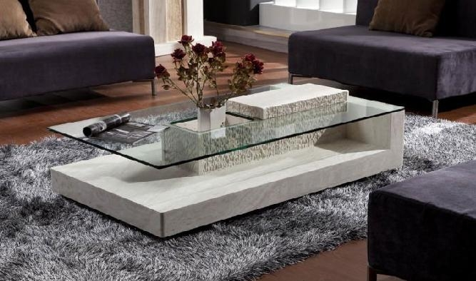 Awesome Well Known All Glass Coffee Tables Intended For Coffee Tables Cool Coffee Tables Modern Design Unique Coffee (Image 6 of 50)