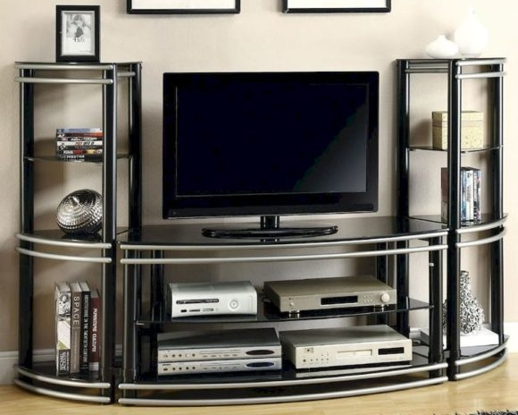 Top 50 Big Tv Stands Furniture Tv Stand Ideas