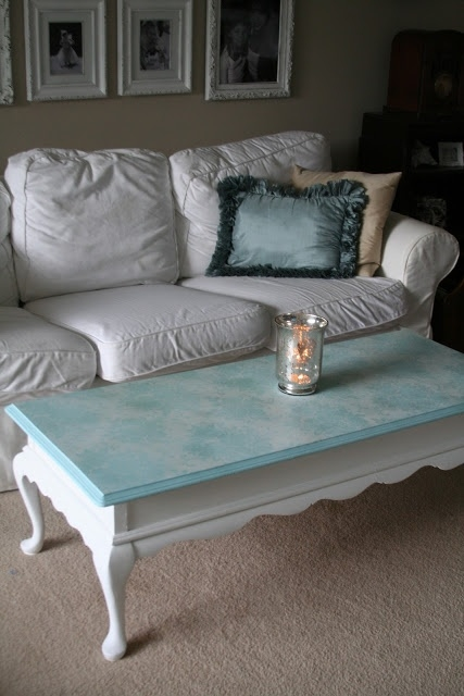 Awesome Wellknown Blue Coffee Tables Inside Best 10 Painted Coffee Tables Ideas On Pinterest Farm Style (Image 12 of 50)