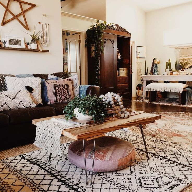 Awesome Wellknown Boho Coffee Tables For Best 25 Coffee Table Runner Ideas Only On Pinterest Neutral (View 38 of 50)