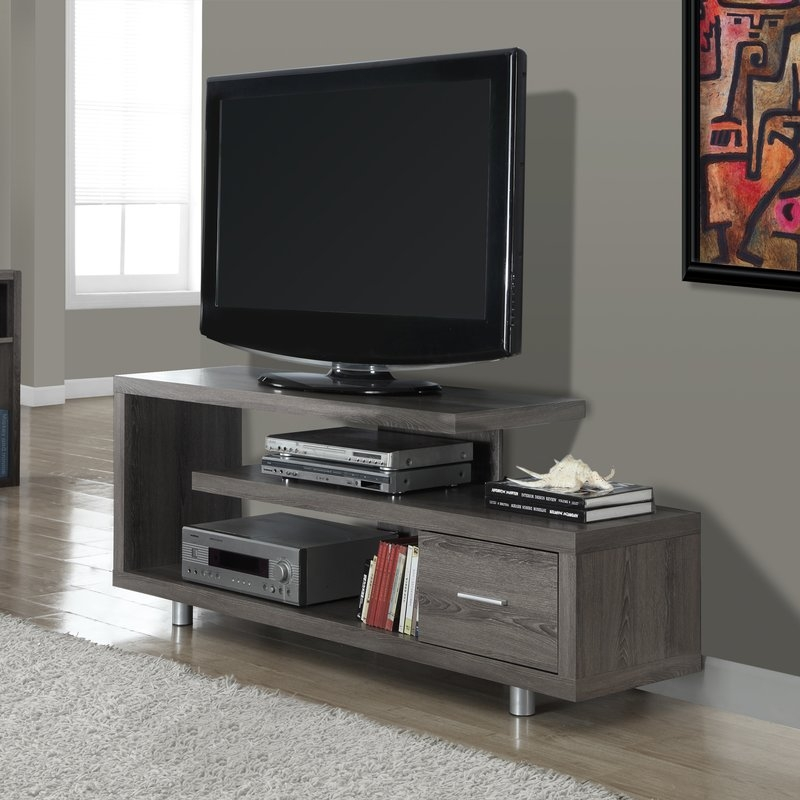 Awesome Well Known Comet TV Stands Pertaining To 60 Tv Stand Wayfair (Image 7 of 50)