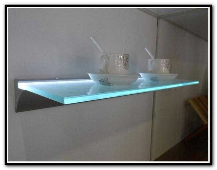Awesome Wellknown Floating Glass TV Stands For Tv Stand With Floating Glass Shelves Home Design Ideas (Image 6 of 50)