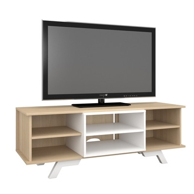 Awesome Wellknown Nexera TV Stands With Regard To Nexera Stiletto 54 Tv Stand Reviews Wayfair (View 7 of 50)