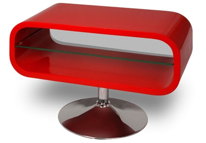 Awesome Wellknown Opod TV Stands White Inside Techlink Opod Space Age Stand For Your Tv Retro To Go (Image 13 of 50)