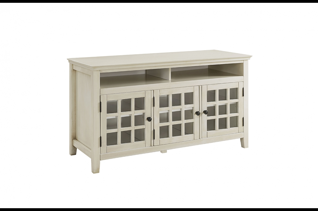 Awesome Well Known Oval White TV Stands With Regard To Tv Stands Entertainment Centers Bobs Discount Furniture (Image 11 of 50)