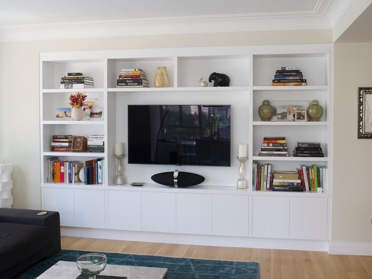 Awesome Wellknown Red TV Cabinets Throughout Top 25 Best Tv Shelving Ideas On Pinterest Floating Wall (Image 11 of 50)