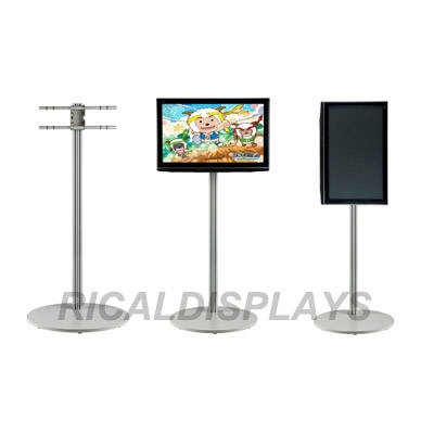 Awesome Wellknown Single TV Stands With Rical Displays Equipment Co Ltd Lcd Tv Stands Pop Up Displays (View 7 of 50)