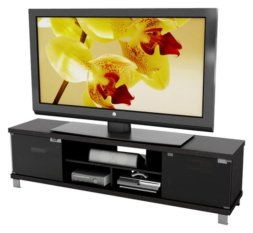Awesome Well Known Sonax TV Stands With Sonax Tv Stand For Tvs Up To 80 Black B 207 Cht Best Buy (View 43 of 50)