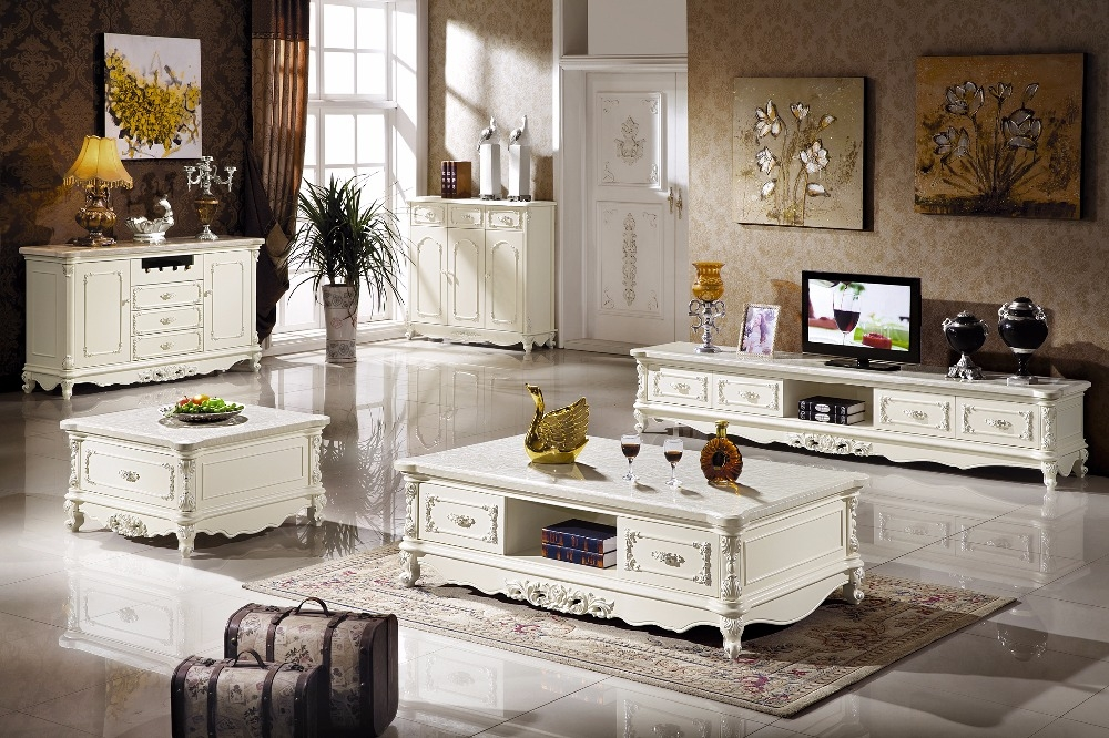 Awesome Wellknown TV Stand Coffee Table Sets Throughout Online Buy Wholesale Tv Stand Coffee Table Set From China Tv Stand (Image 10 of 50)