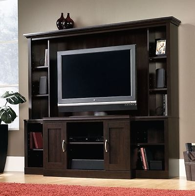 Awesome Well Known TV Stand Wall Units Pertaining To Entertainment Center Wall Unit Door Tv Stand Flatscreen Media (Image 10 of 50)