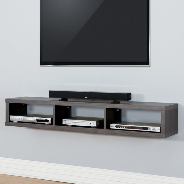 Awesome Well Known TV Stands Over Cable Box With Regard To Best 25 Wall Mount Tv Stand Ideas On Pinterest Tv Mount Stand (Image 8 of 50)