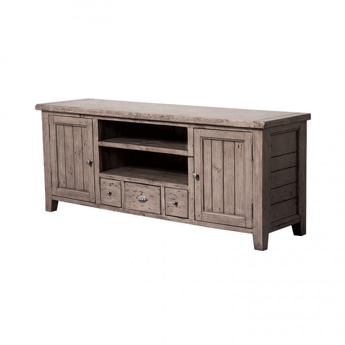 Awesome Well Known TV Stands With Drawers And Shelves Inside Furniture Interesting Reclaimed Wood Tv Stand For Home Furniture (View 46 of 50)