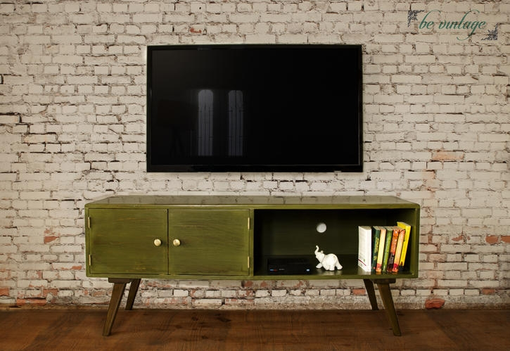 Awesome Well Known Vintage Style TV Cabinets Pertaining To Vintage Furniture For Your Home (Image 9 of 50)