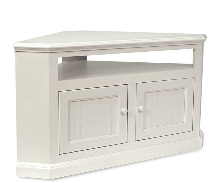 Featured Image of White Wood Corner TV Stands