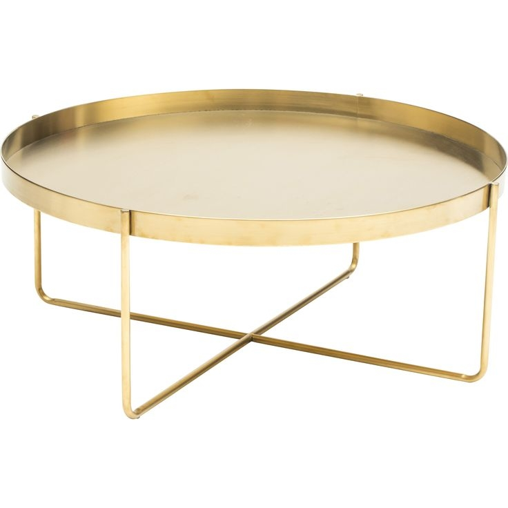 Awesome Wellliked Antique Brass Glass Coffee Tables For Living Room The Elegant Round Brass Coffee Table Frame Glass In (Image 8 of 50)