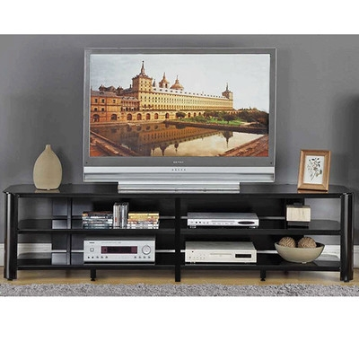 Awesome Wellliked Hokku TV Stands Throughout Hokku Designs Oxford 83 Tv Stand Reviews Wayfair (Image 9 of 50)
