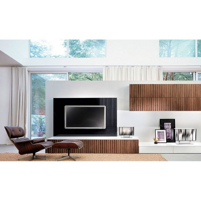 Awesome Wellliked Swivel Black Glass TV Stands Regarding 44 Swivel Black Glass Tv Stand (View 30 of 50)