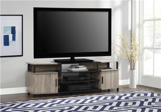 Awesome Wellliked TV Stands For 70 Inch TVs In Ameriwood Furniture Carson Tv Stand For Tvs Up To 70 Wide (Image 5 of 50)