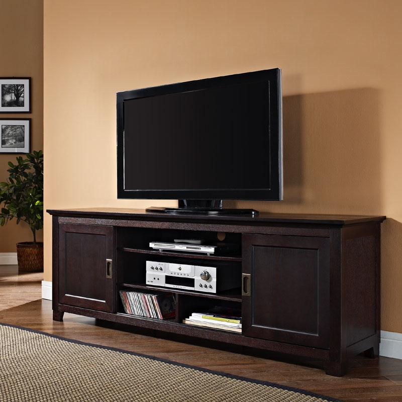 Featured Image of TV Stands For 70 Inch TVs