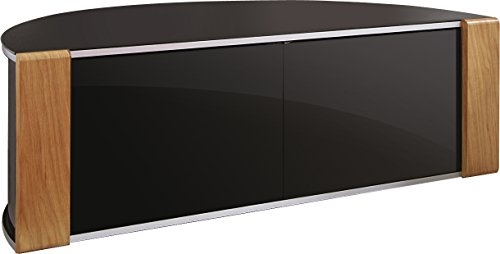 Awesome Widely Used Beam Through TV Stands Inside Mda Designs Sirius 1200 Beamthru Remote Friendly Gloss Amazonco (Image 10 of 50)