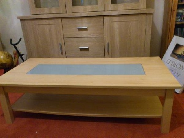 Awesome Widely Used Beech Coffee Tables In Beech Coffee Table Offer Highland Inverness  (Image 9 of 50)
