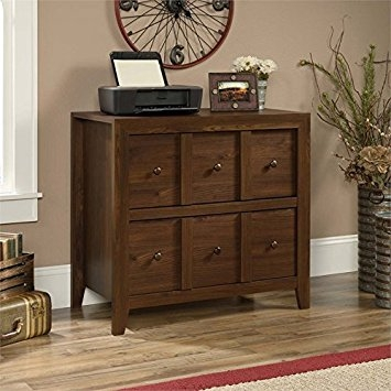 Awesome Widely Used Cabinet TV Stands In Amazon Sauder Dakota Pass 2 Drawer File Cabinet Tv Stand In (Image 14 of 50)