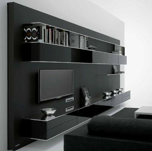 Awesome Widely Used Contemporary TV Cabinets Within 367 Best Plasma Units Images On Pinterest Tv Walls Tv Units And (Image 10 of 50)