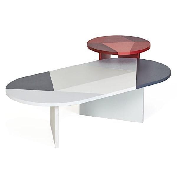 Awesome Widely Used Elise Coffee Tables Regarding Coffee Table Hart Mdf Oak Veneer (Image 7 of 40)