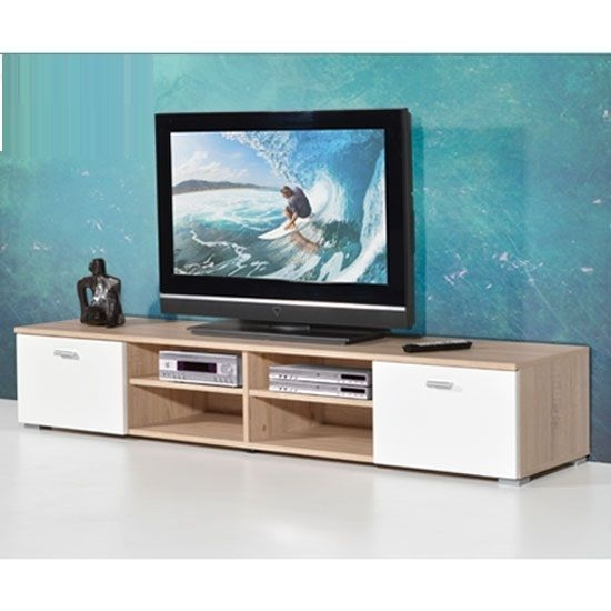Awesome Widely Used Light Oak TV Stands Flat Screen Pertaining To Best 25 Lcd Tv Stand Ideas Only On Pinterest Ikea Living Room (Image 12 of 50)