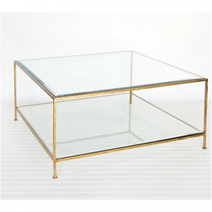 Awesome Widely Used Metal Square Coffee Tables Pertaining To Glass Square Coffee Tables Wd (Image 12 of 40)