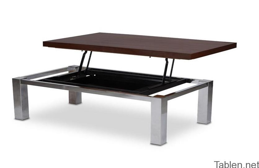Awesome Widely Used Raisable Coffee Tables With Regard To Fine Design Adjustable Height Coffee Dining Table Adjustable (View 28 of 40)