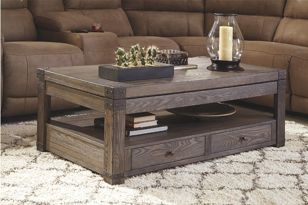 Awesome Widely Used Raisable Coffee Tables With Regard To Lift Top Coffee Table With Unique Design Home Design Studio (View 4 of 40)