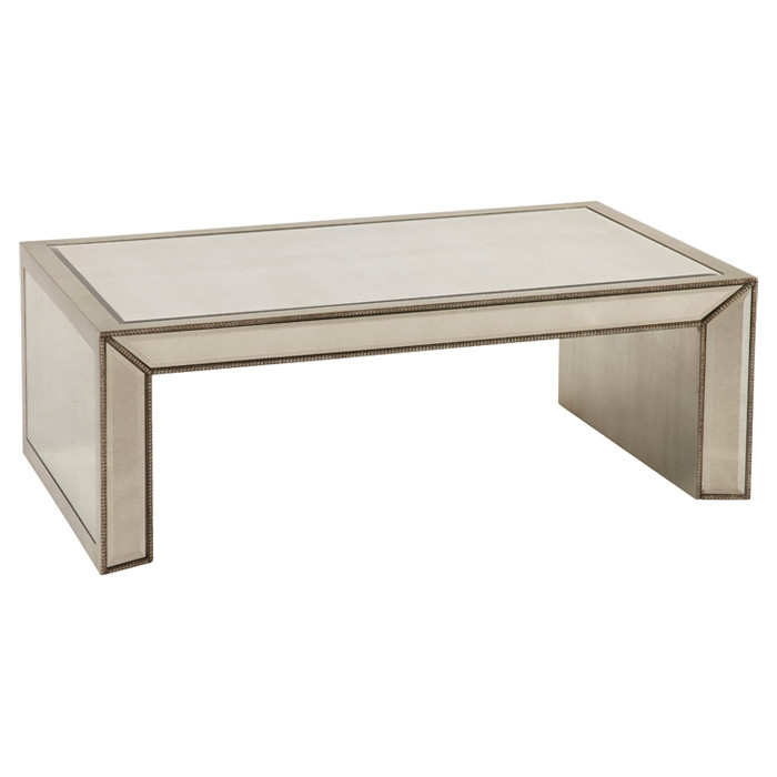 Awesome Widely Used Small Mirrored Coffee Tables Throughout Mirrored Coffee Table Uk And Mirrored Coffee Table Canada (View 36 of 50)