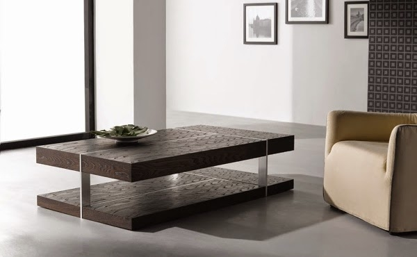 Awesome Widely Used Stylish Coffee Tables Throughout 19 Stylish Wood Coffee Table Designs For Minimalist Living Room (Image 8 of 40)