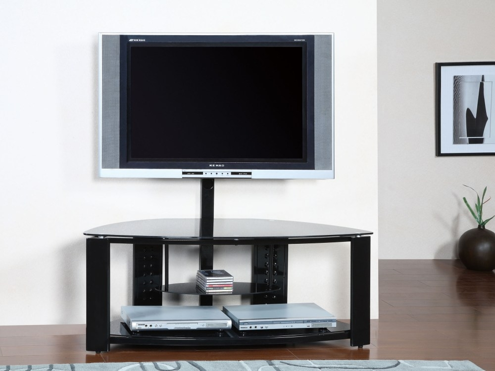 Awesome Widely Used TV Stands With Rounded Corners Inside Tv Stands Inspiring Tv Stand Riser Shelf 2017 Design Tv Stand (View 38 of 50)