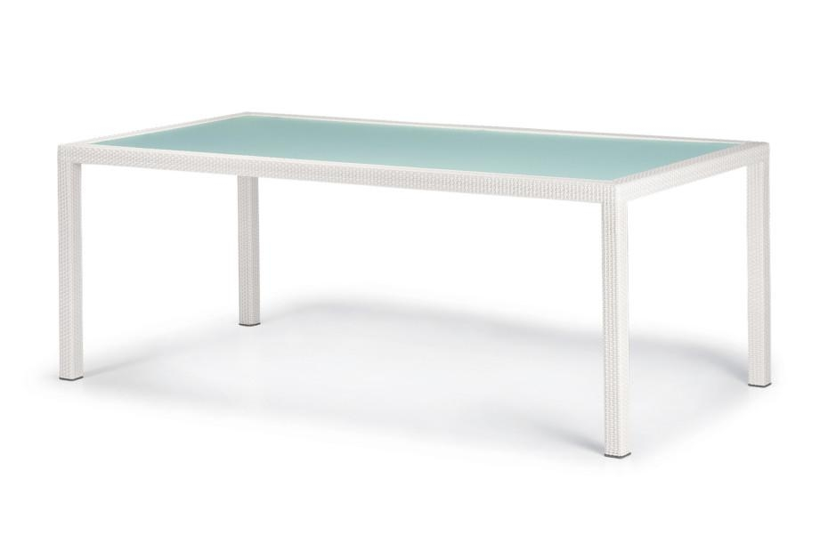 Barcelona Dining Table 100X200Dedon | Stylepark With Regard To Barcelona Dining Tables (Image 7 of 20)